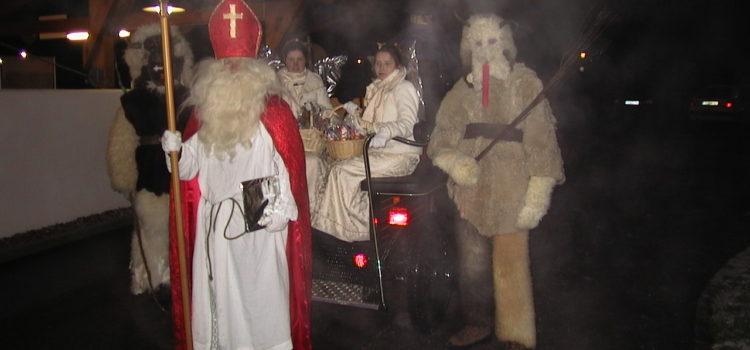 Winterzauber 2003 in Reit im Winkl