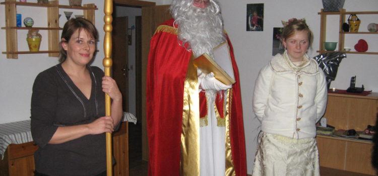 Hausbesuche am 05. Dezember 2006