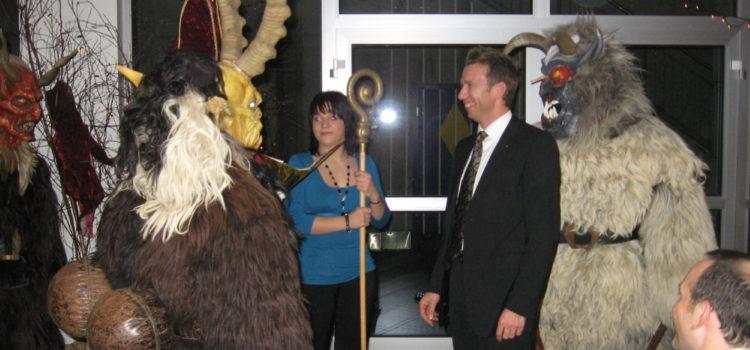 Weihnachtsfeier von Richter & Frenzel 2007