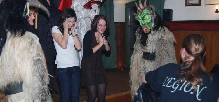 Weihnachtsfeier der Krankenpflegeschule Traunstein 20.11.2009