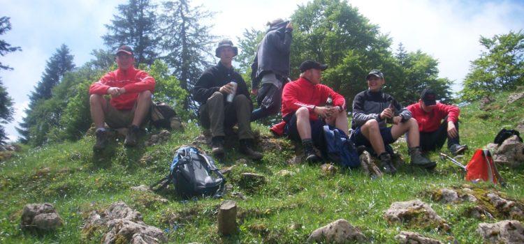 """Wanderung zum """"Steichen"""" am Sonntag den 31.05.2009"""