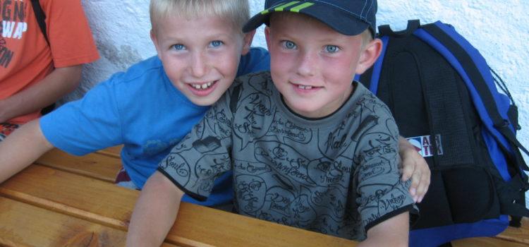 Familienwanderung am 29. Juli 2009