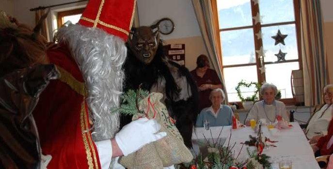 Nikolaus 05. Dezember 2009 – Hausbesuche