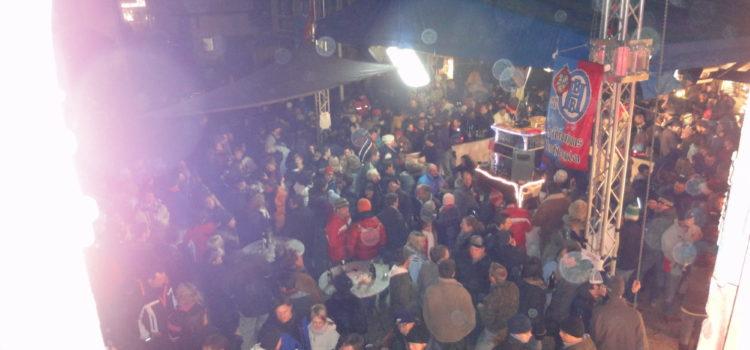 Silvester-Bar 2009 / 2010