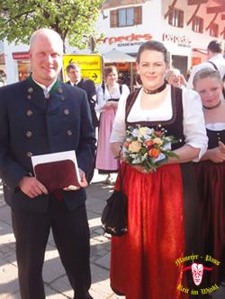 Hochzeit Tanja & Matthias am 06. Mai 2011