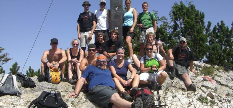 Wandertag der Maserer-Pass am 21.08.2011