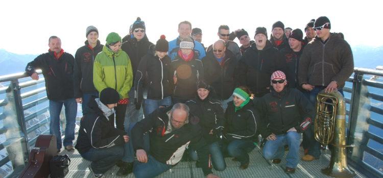 Vereinsausflug 2011 nach Schladming