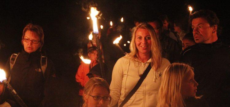 Nachtwanderung am 16.08.2012