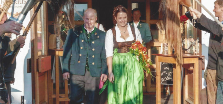 Hochzeit von Andreas & Manuela Meier