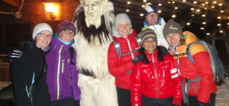 Rauhnacht auf der Hindenburghütte am 21. Dezember 2013