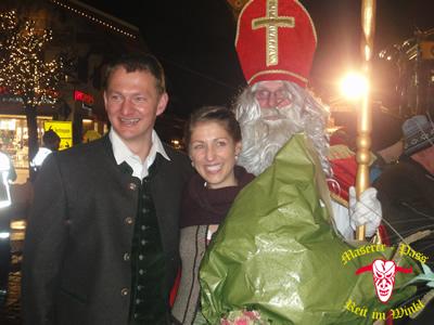 Hochzeit von Günter & Theresa Dirnhofer