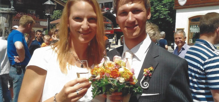 Hochzeit Rita & Stefan am 27. Juni 2014