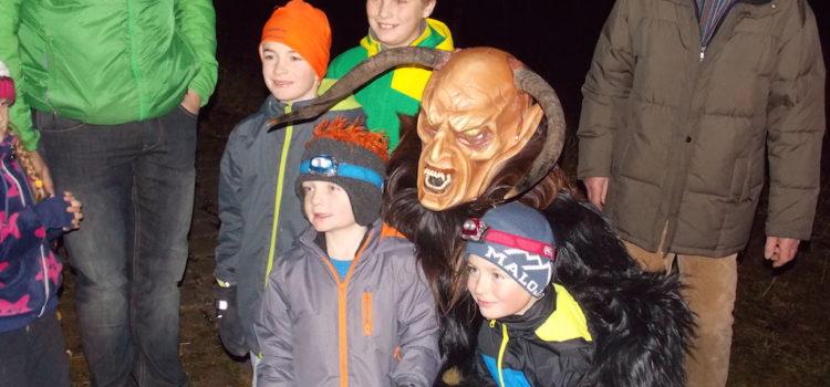 Rauhnacht auf der Hindenburghütte am 19.12.2015