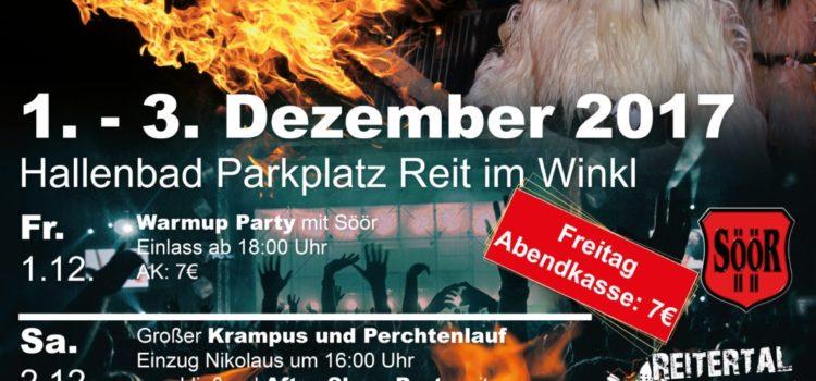 15 Jahre Maserer Pass Reit im Winkl – Jubiläumswochenende