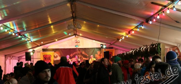 Warm Up Party – Krampus- und Perchtenlauf in Reit im Winkl am 01.12.2017