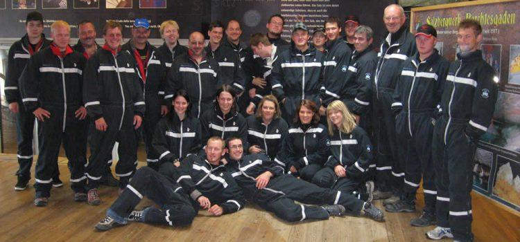 Vereinsausflug 2009 der Maserer-Pass