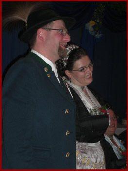 Hochzeit von Hansi und Irmi Bauhofer