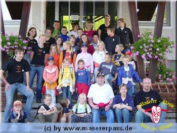 "Ferienprogramm ""Finsternis"" 2006"