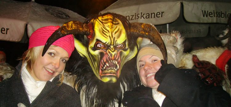 Krampuslauf am 09. Dezember 2006 in Reit im Winkl