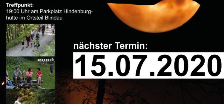 Ja, das Nachterlebnis am Klausenberg findet 2020 auch statt!